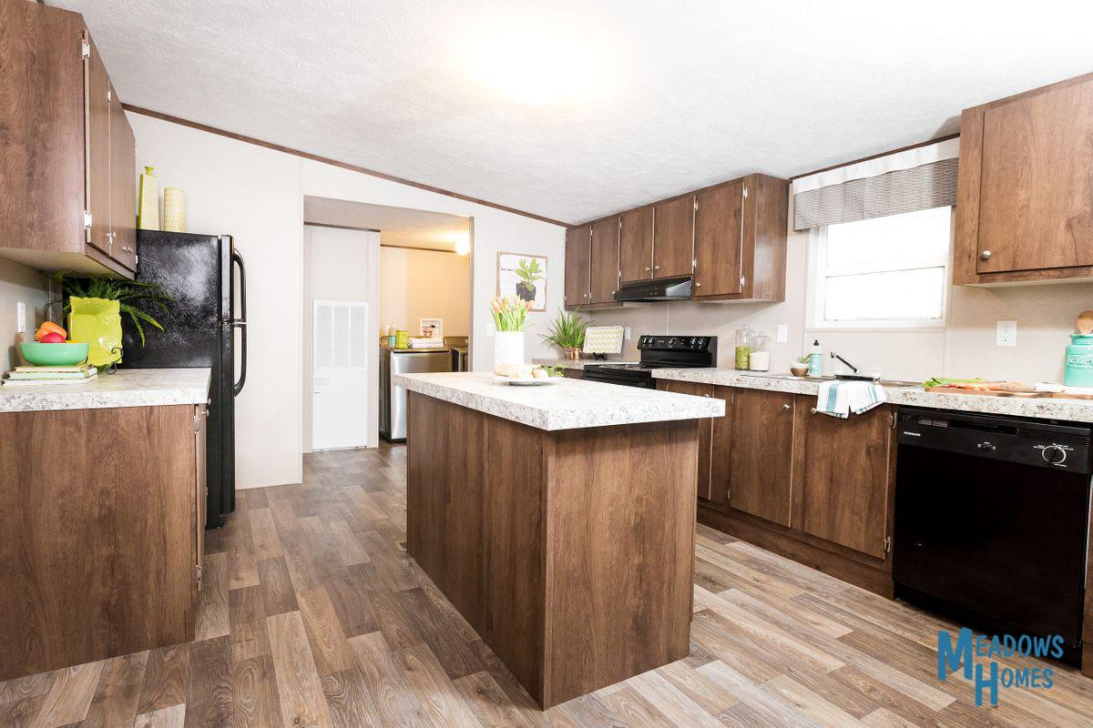 Kitchen & Utility Room Areas
