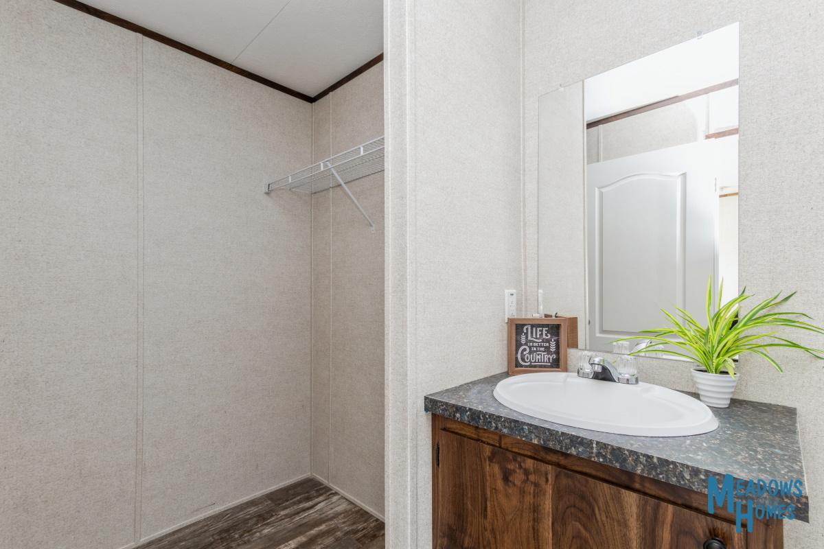 Master Bath & Closet Areas