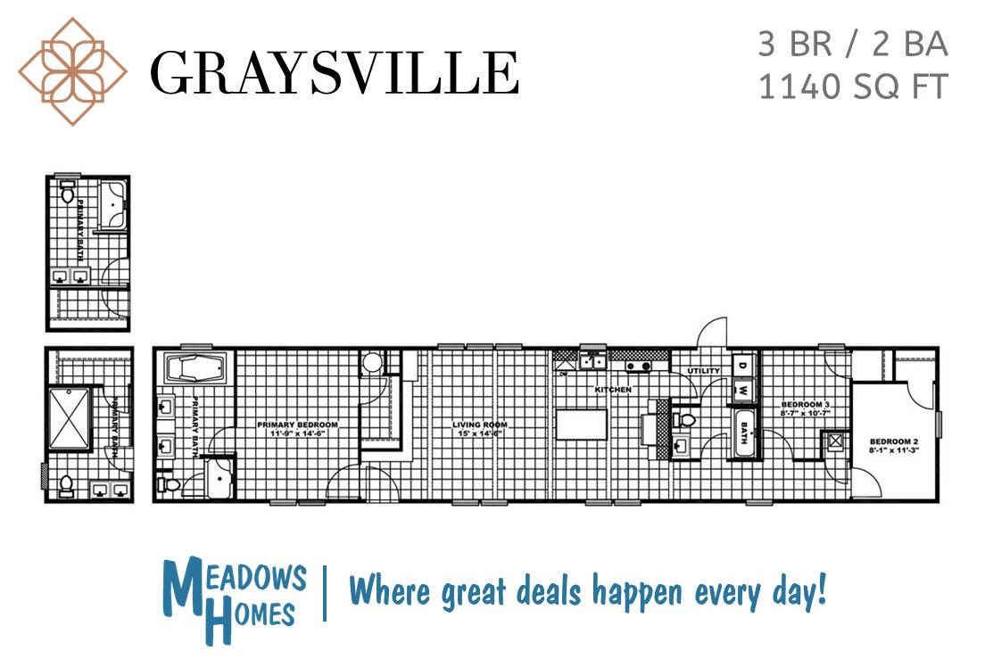 Graysville Floorplan