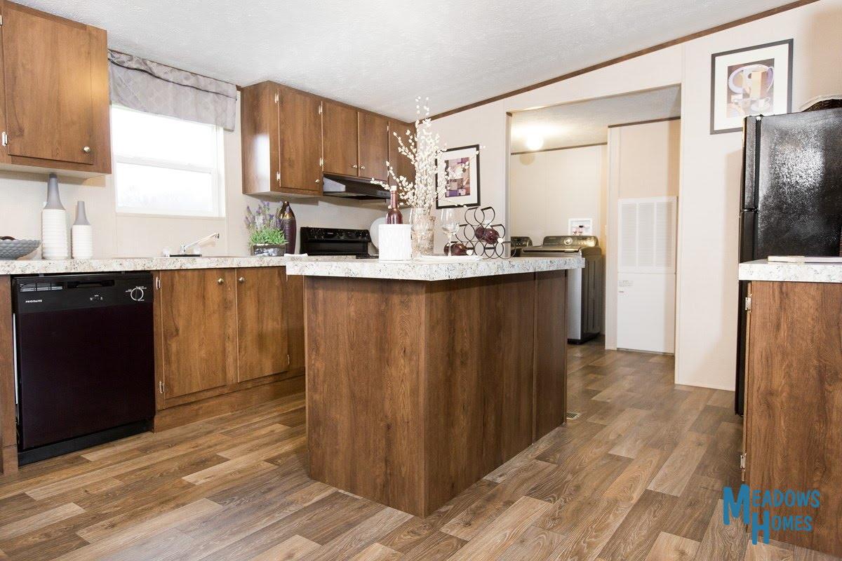 Kitchen & Utility Room