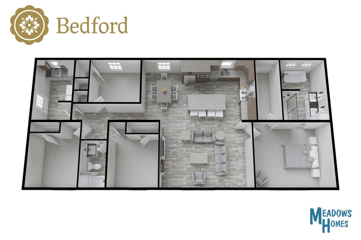 Bedford 3D View