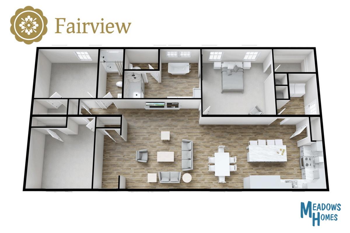 Fairview 3D View