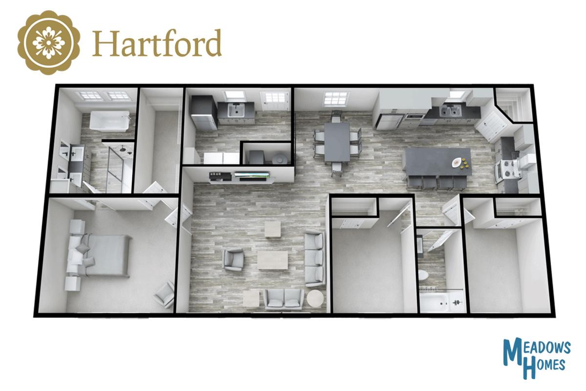 Hartford 3D View