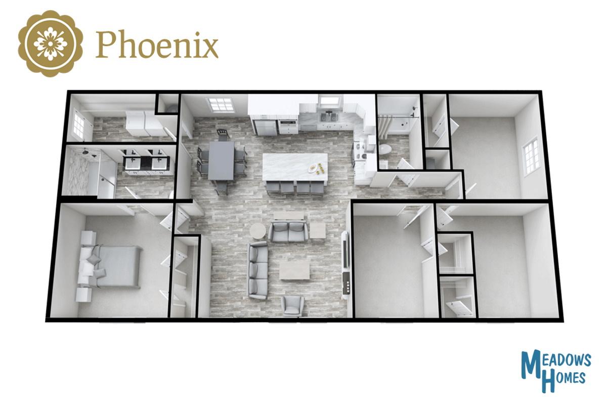 Phoenix 3D View