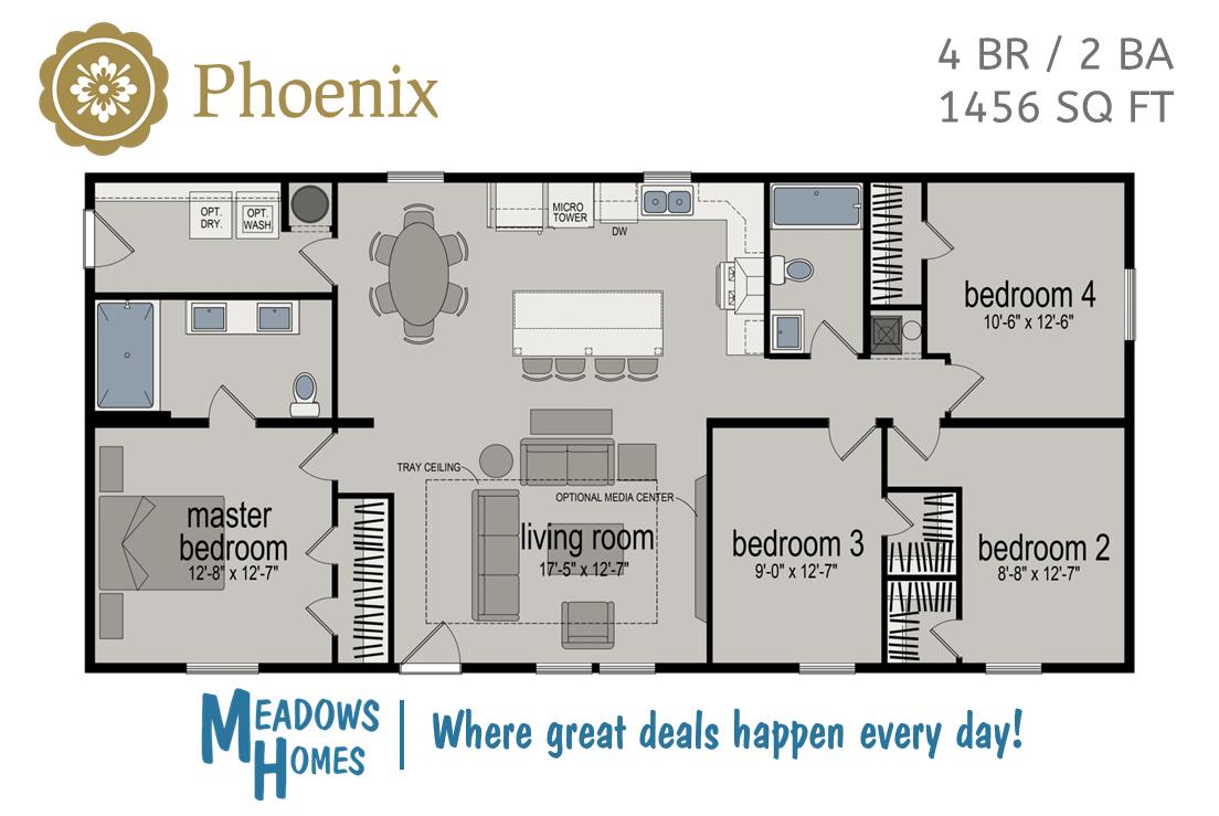 Phoenix Floorplan