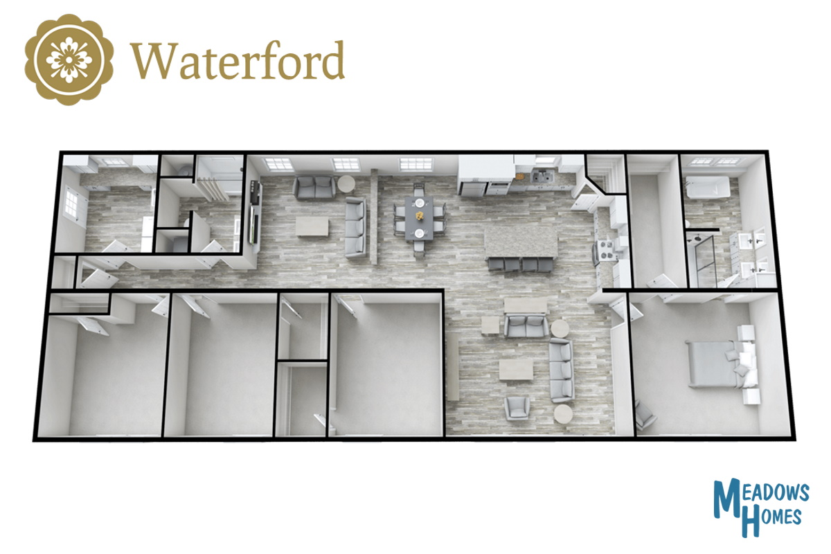 Waterford 3D View