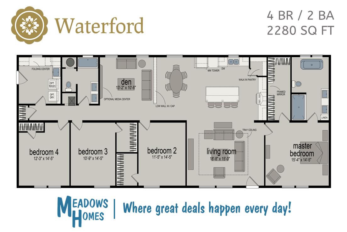 Waterford Floorplan