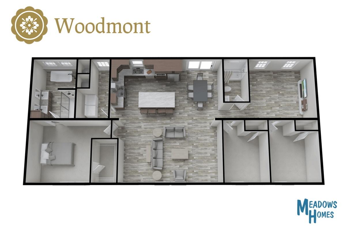 Woodmont 3D View