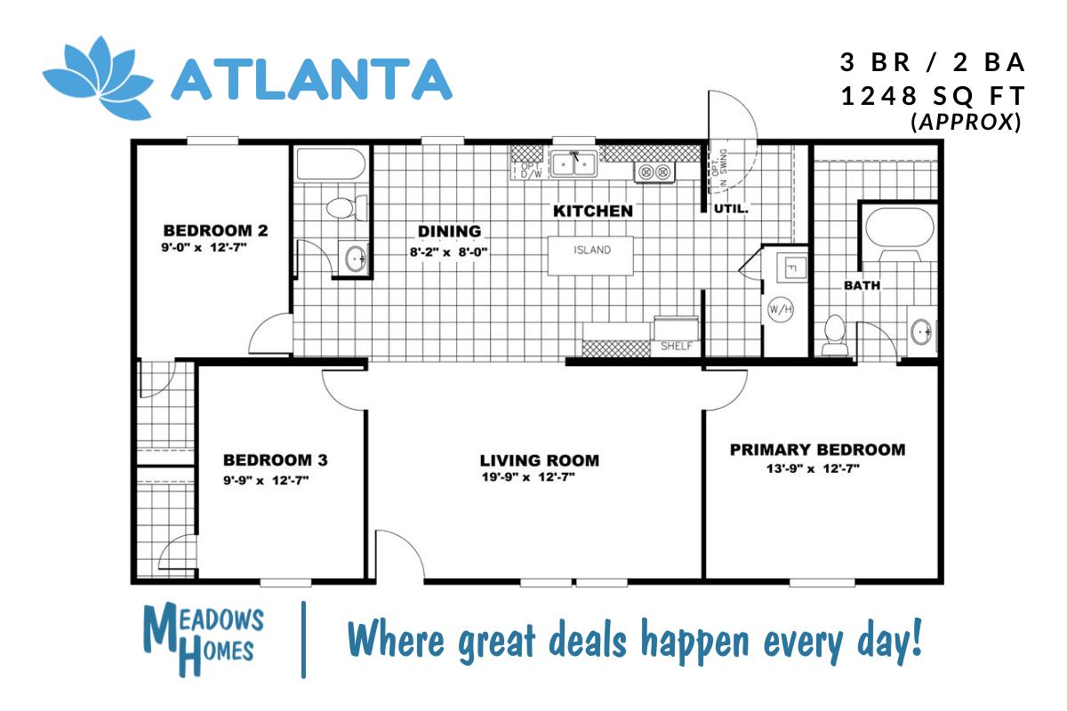 Atlanta Floorplan