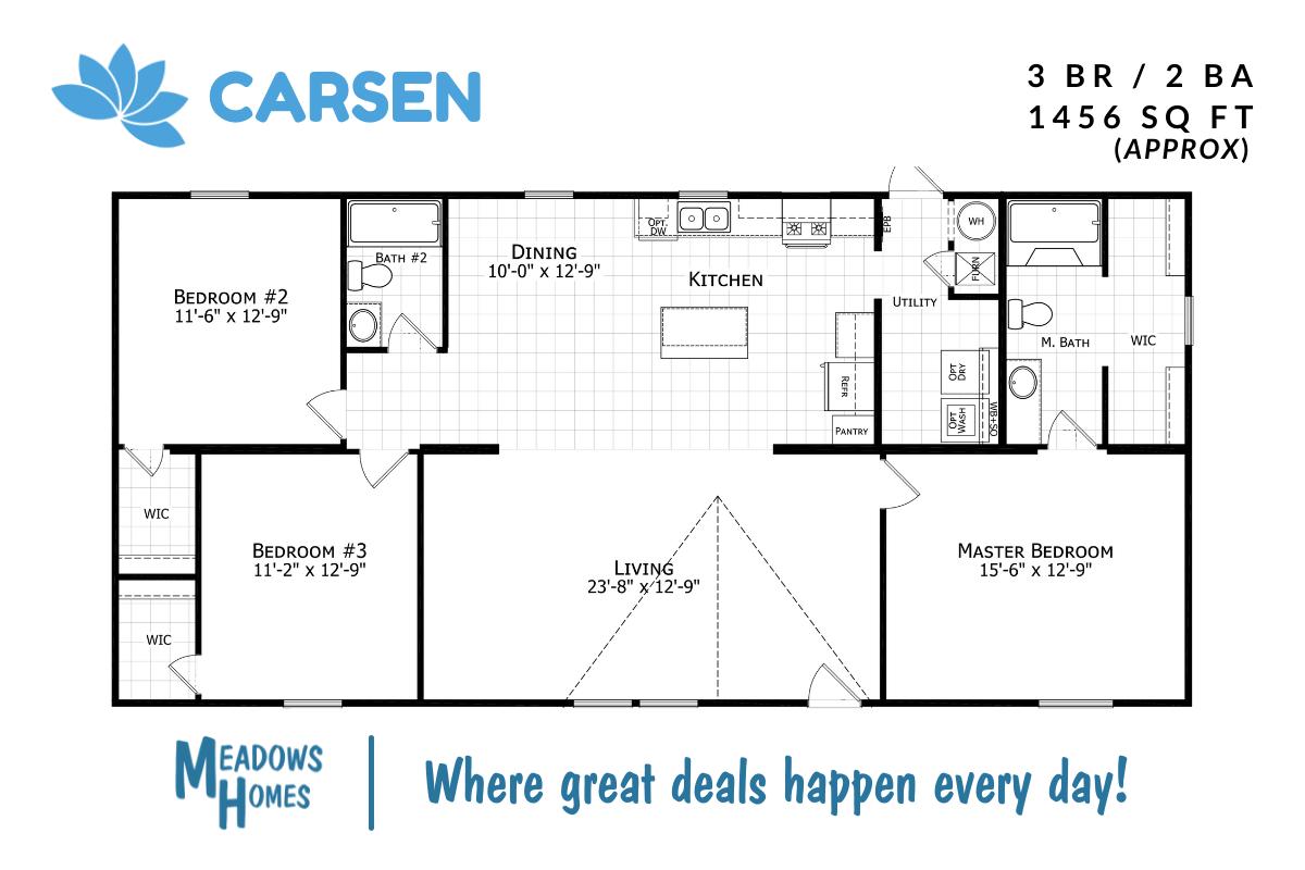Carsen Floorplan