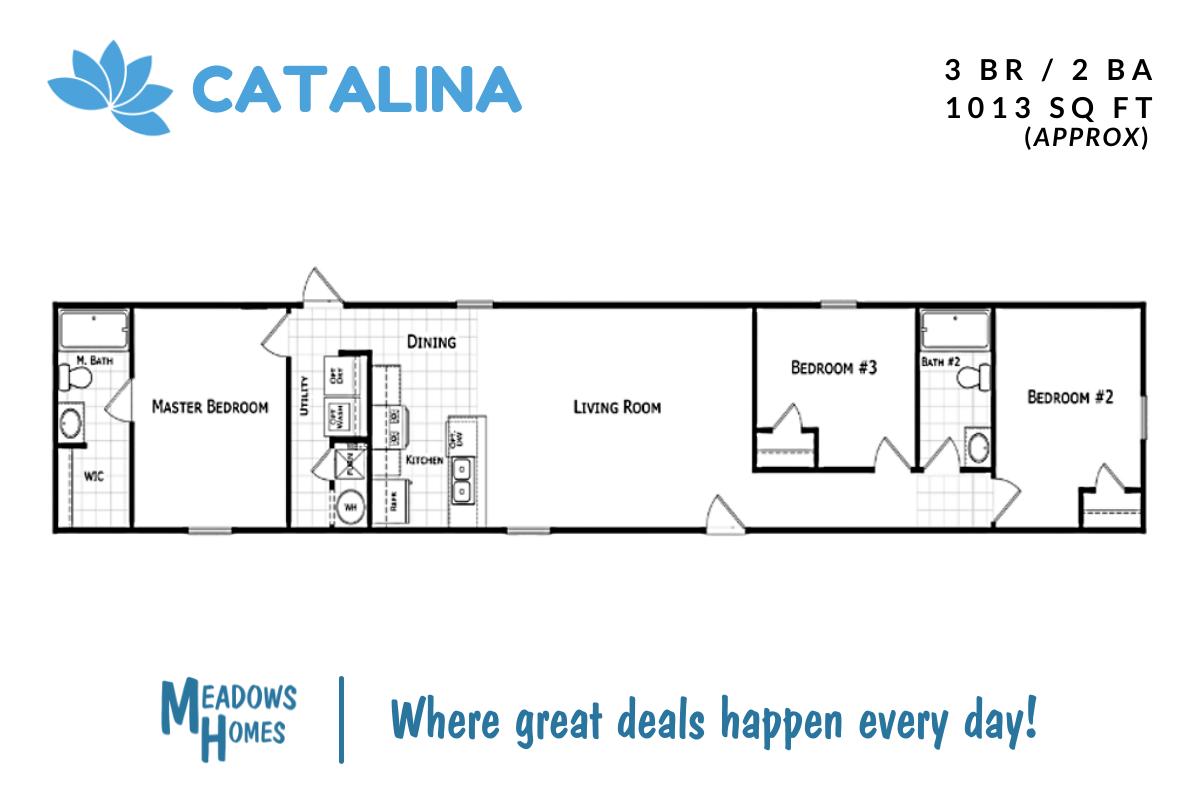 Catalina Floorplan