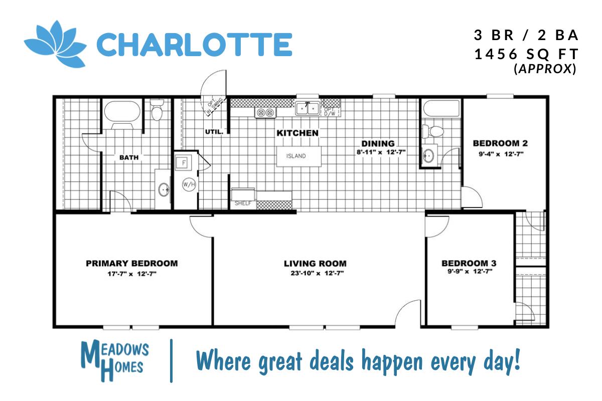 Charlotte Floorplan