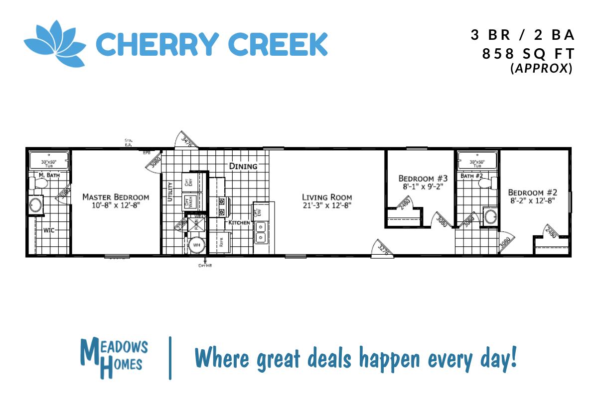 Cherry Creek Floorplan