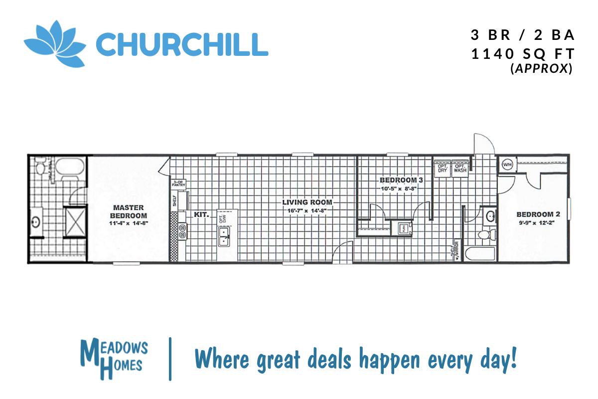 Churchill Floorplan