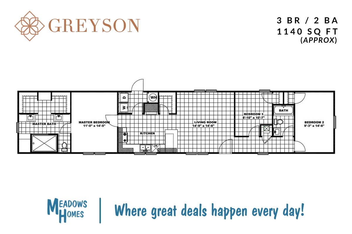 Greyson Floorplan