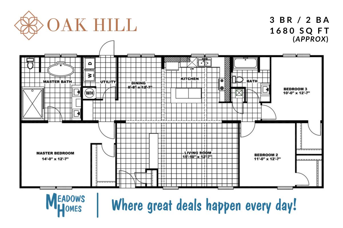 Oak Hill Floorplan