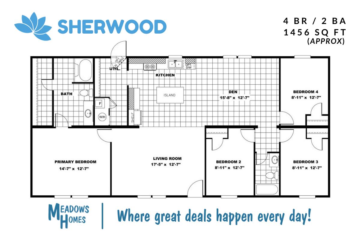Sherwood Floorplan